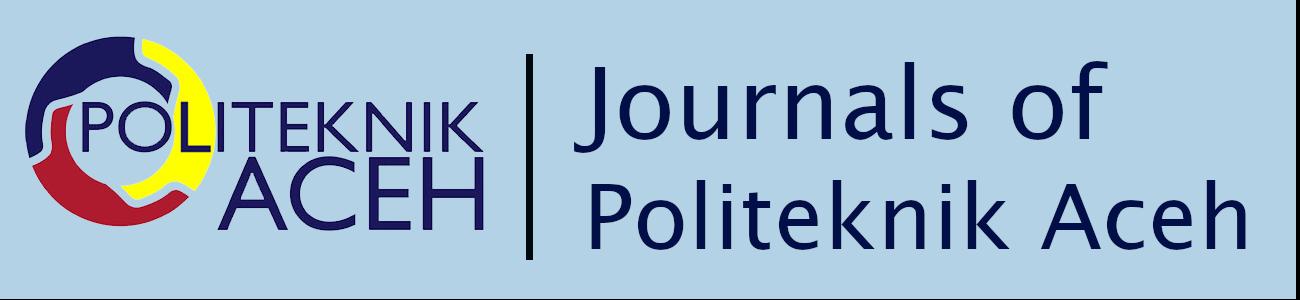 Jurnal Politeknik Aceh